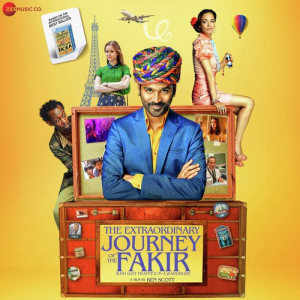 The Extraordinary Journey Of The Fakir Mame Khan,R Venkatraman