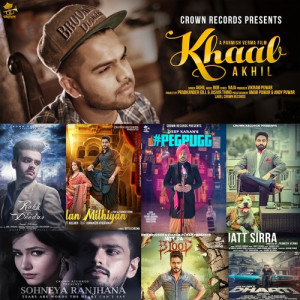 Crown s Romantic Hits 2016 Inder Chahal,Smayra