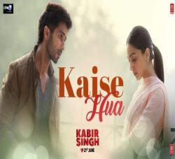 Vishal Mishra New Mp3 Song Kaise Hua (Kabir Singh